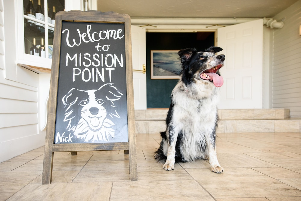 Pet-Friendly, Mission Point Resort