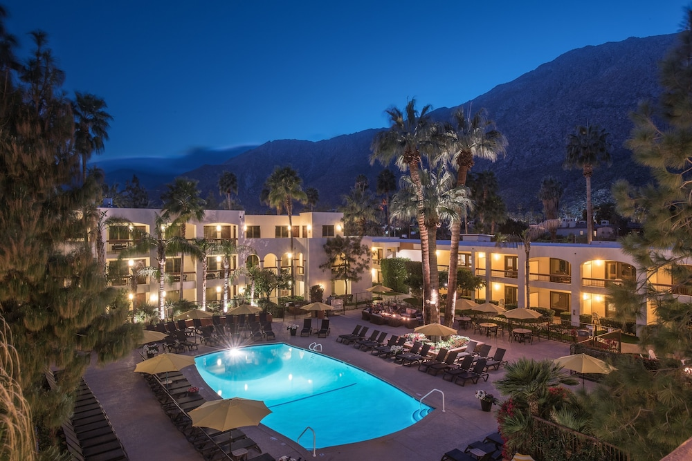Palm Spring Spa Resort