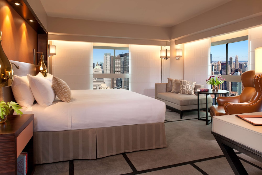 Room, Millennium Hilton New York One UN Plaza
