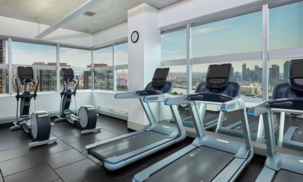 Fitness Facility, Millennium Hilton New York One UN Plaza