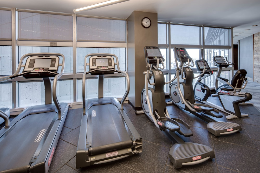 Gym, Millennium Hilton New York One UN Plaza