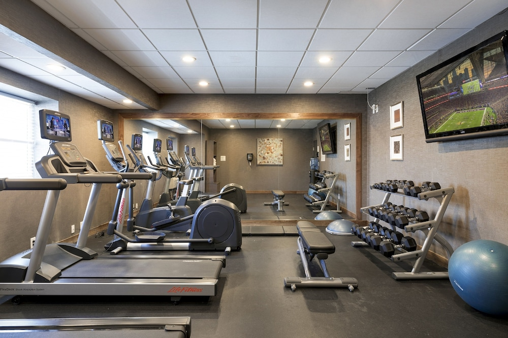 Fitness Facility, Holiday Inn : Bloomington W MSP Airport Area, an IHG Hotel