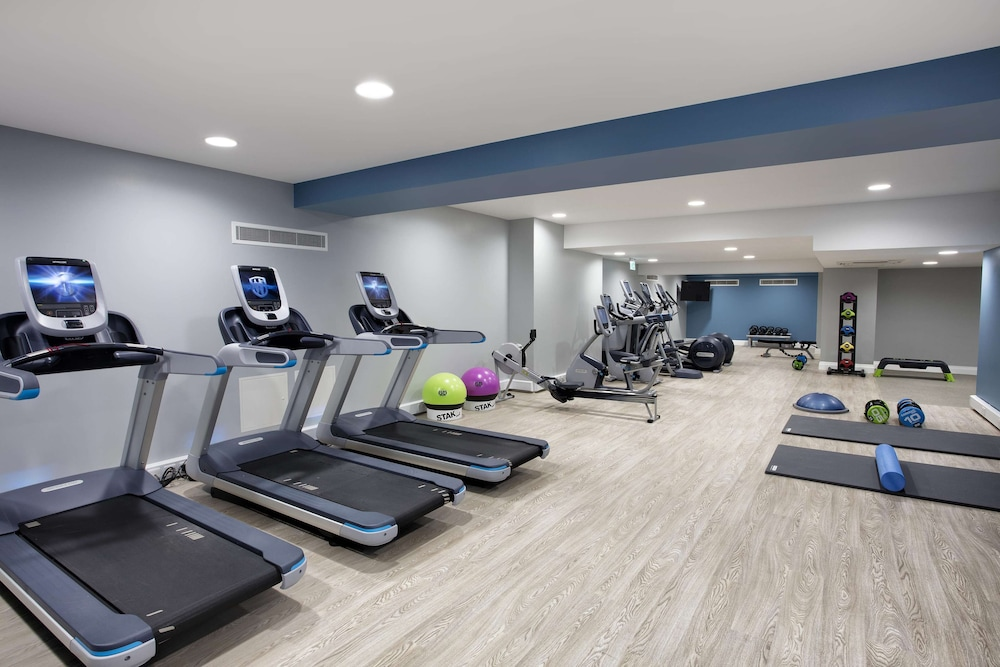 Fitness Facility, Hilton Edinburgh Carlton