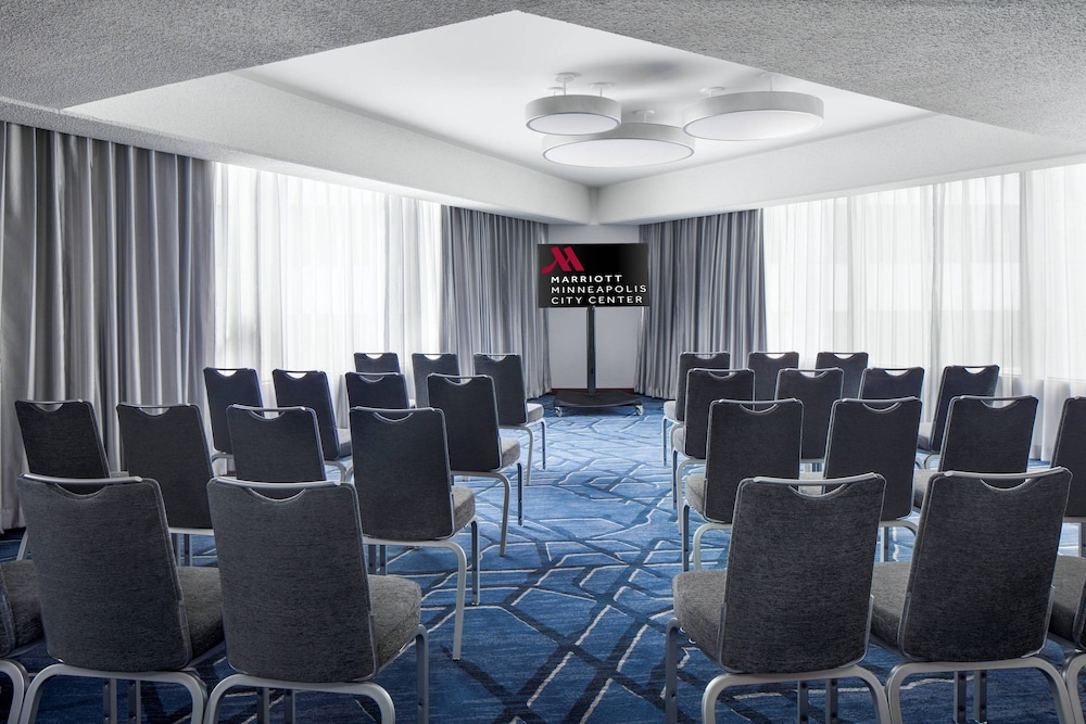 Meeting Facility, Minneapolis Marriott City Center