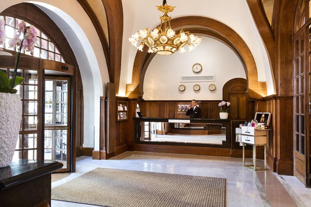 Chambre Classique Normandy Barriere : Hôtel barrière le normandy deauville calvados france