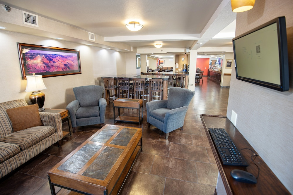 Lobby, Holiday Inn Express Hotel & Suites Grand Canyon