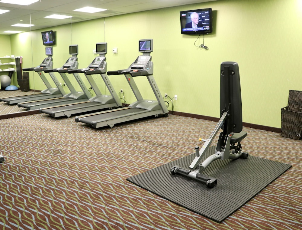 Fitness Facility, Holiday Inn Express Brockton - Boston, an IHG Hotel