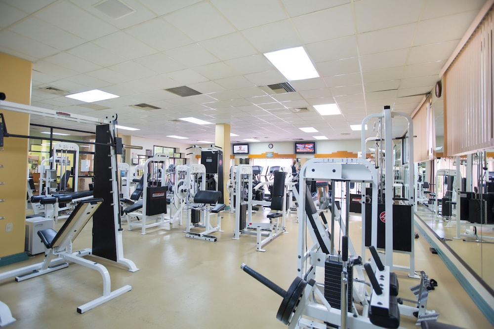 Gym, Paradise Village Beach Resort and Spa