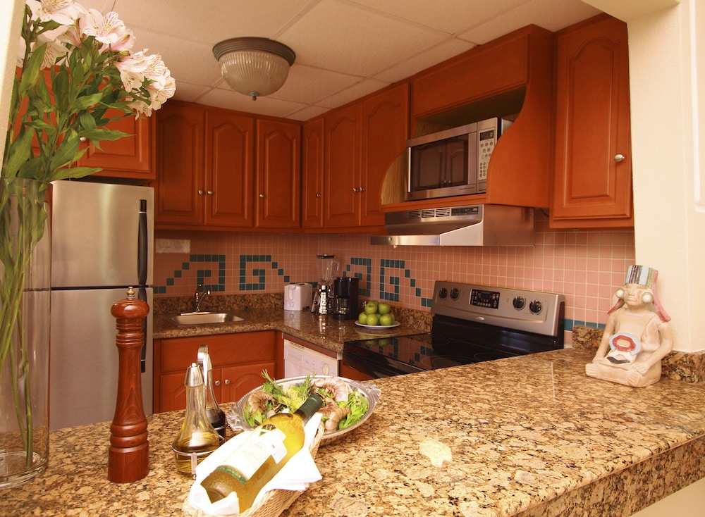 Private Kitchen, Paradise Village Beach Resort and Spa