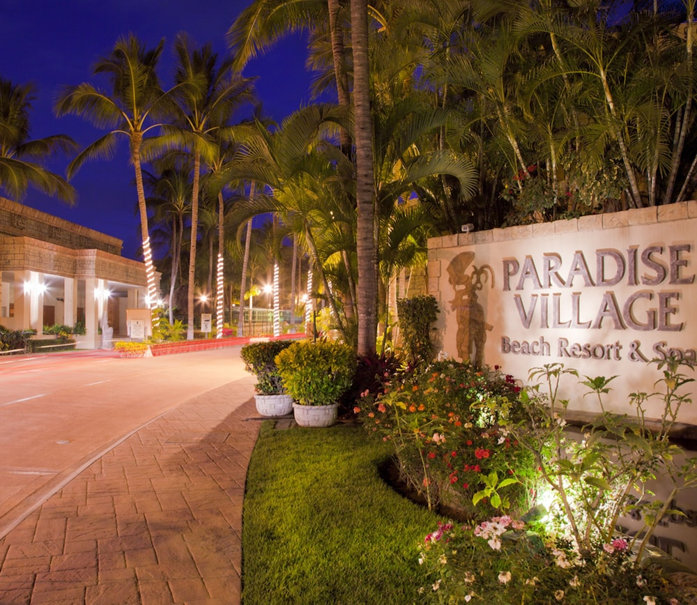 Front of Property - Evening/Night, Paradise Village Beach Resort and Spa