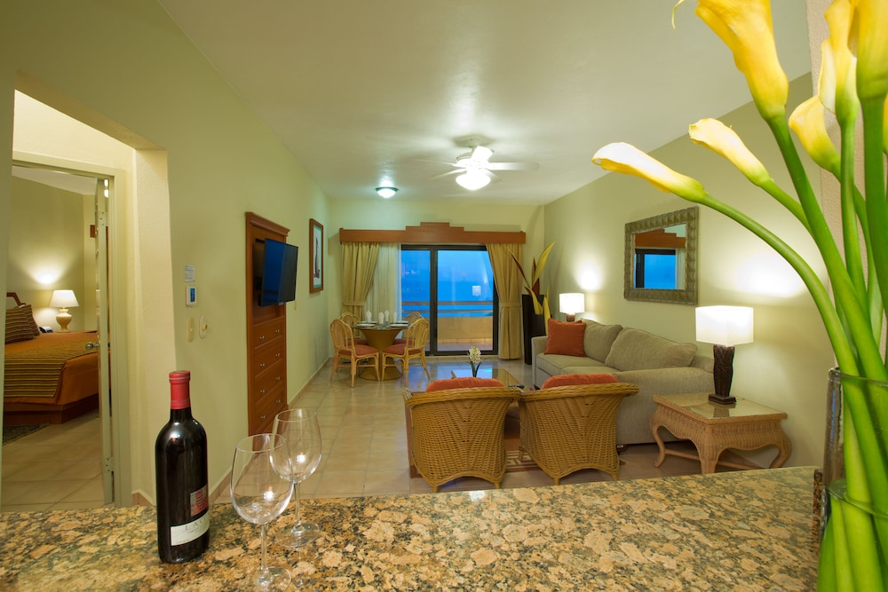 Living Area, Paradise Village Beach Resort and Spa