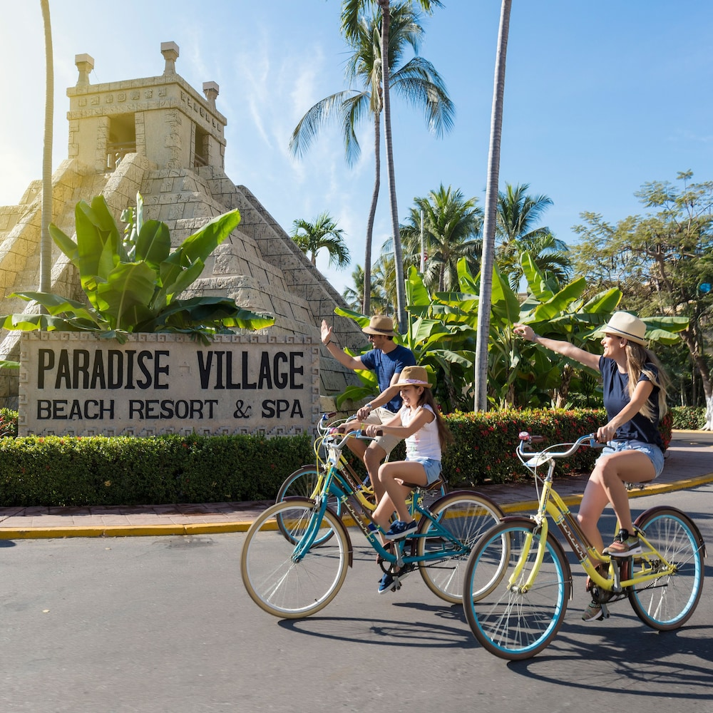 Bicycling, Paradise Village Beach Resort and Spa