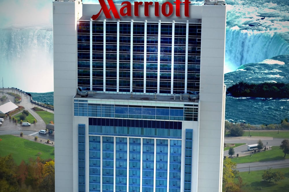 Featured Image, Niagara Falls Marriott on the Falls