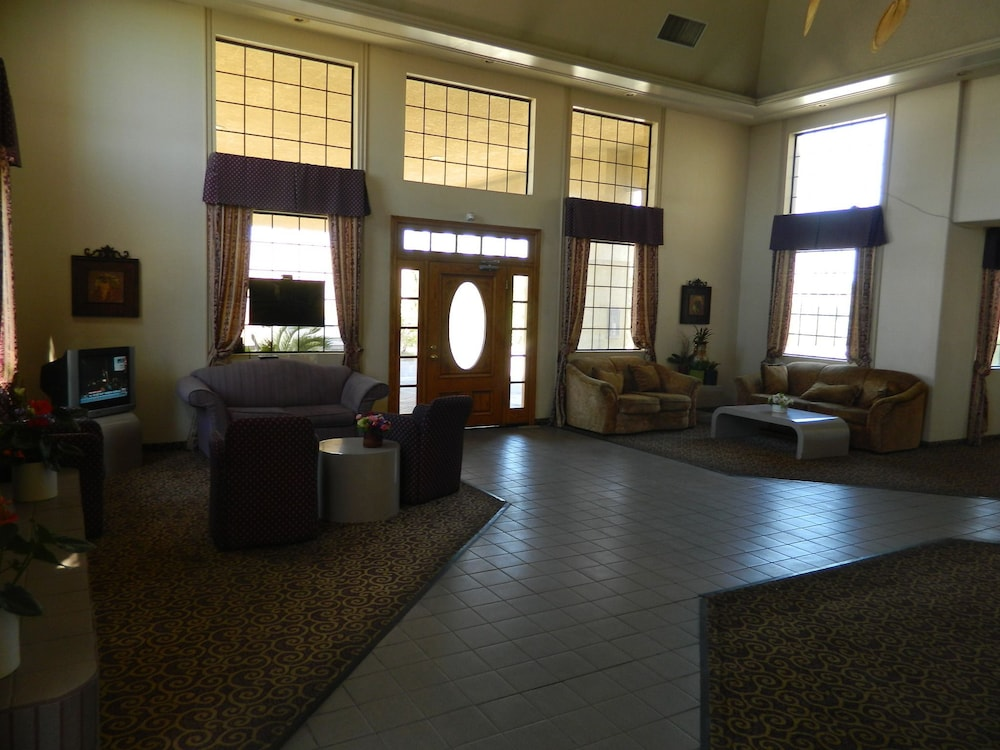 Capital Suites Hotel Blythe Ca