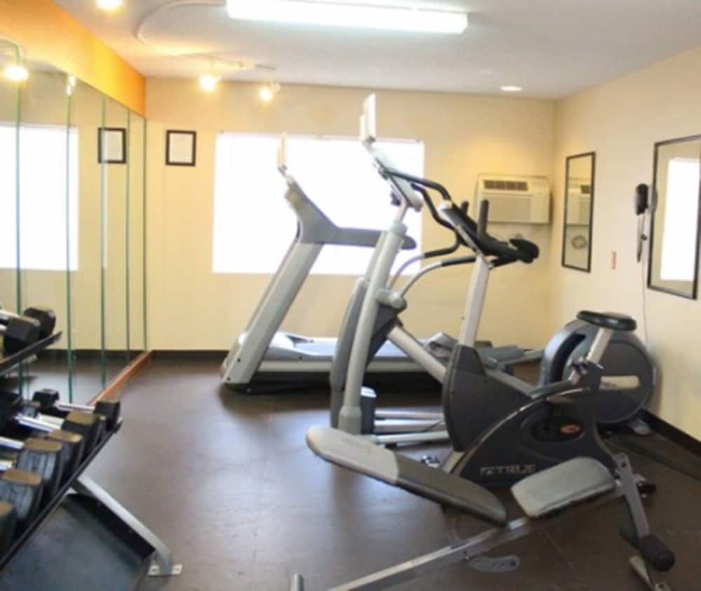 Fitness Facility, Travelodge by Wyndham Tucson Airport