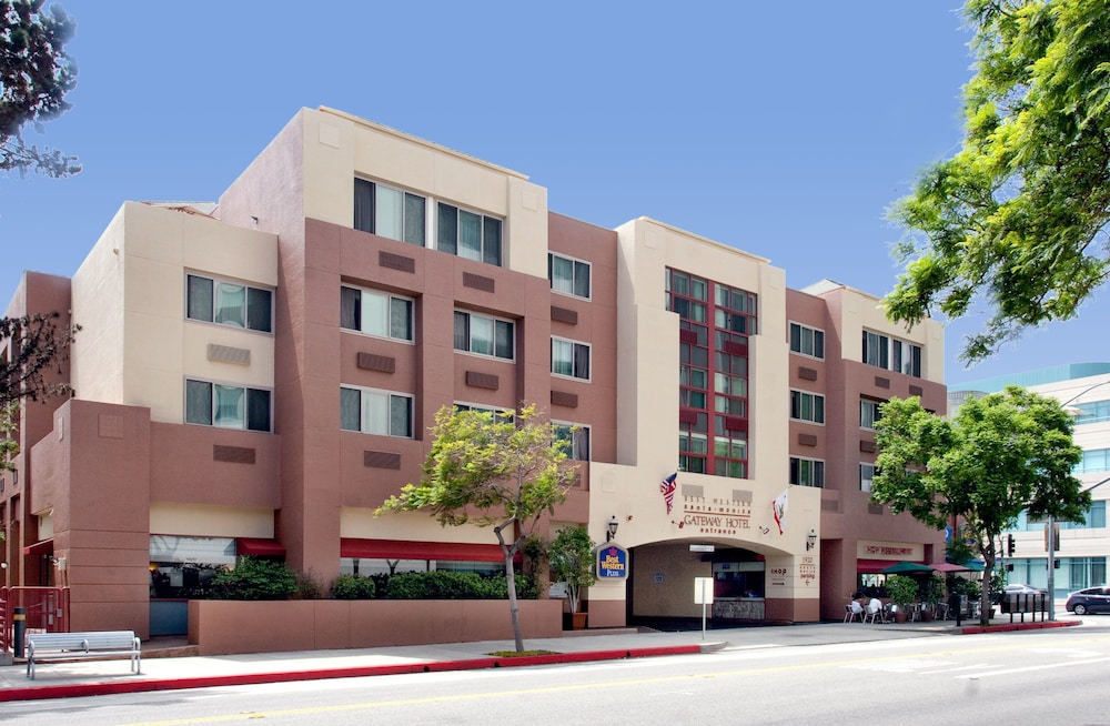 best western plus gateway hotel santa monica santa monica