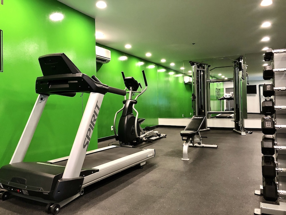 Fitness Facility, Hotel Huntington Beach