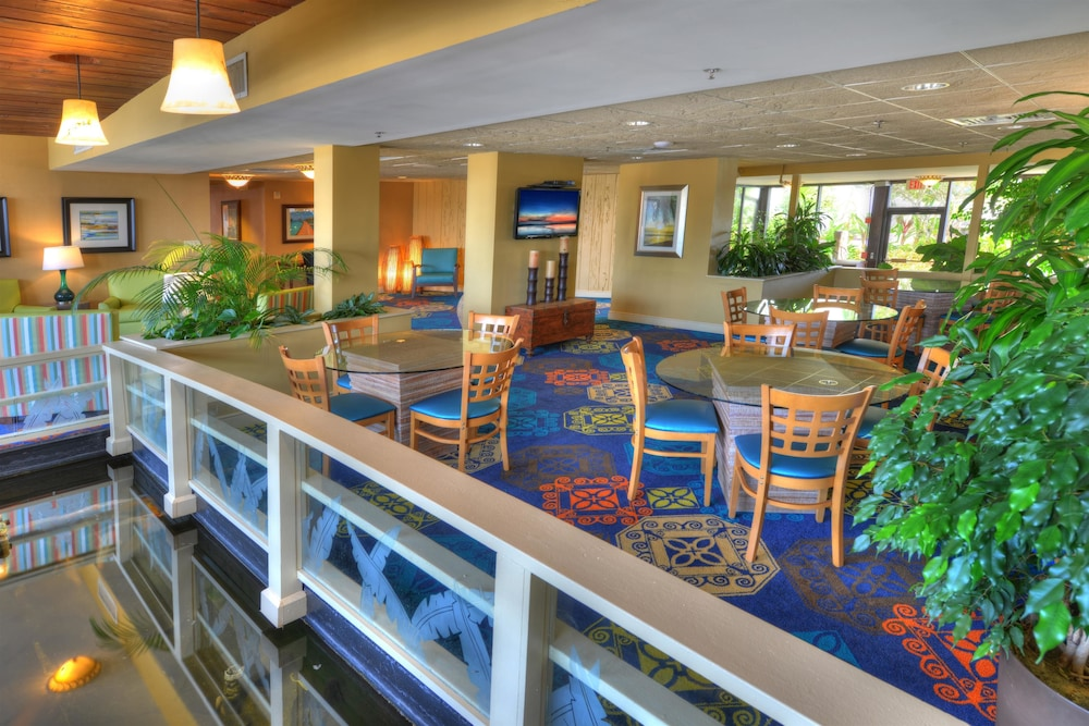 Breakfast Area, Best Western Aku Tiki Inn