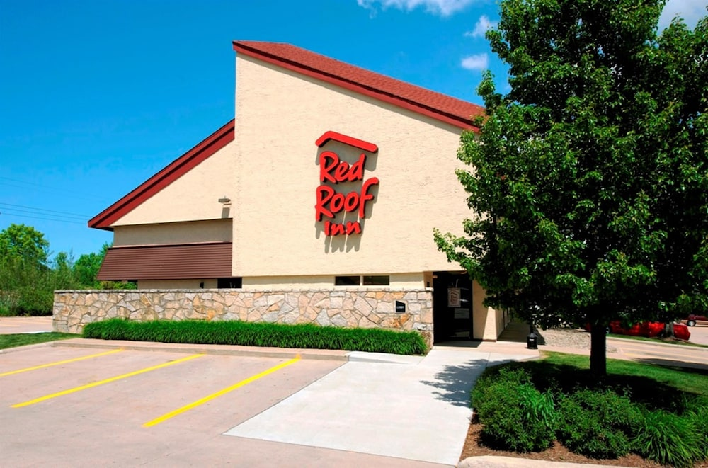 Exterior, Red Roof Inn Erie - I-90