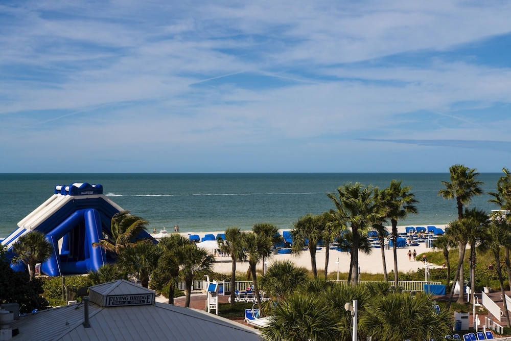 View from Room, TradeWinds Island Grand