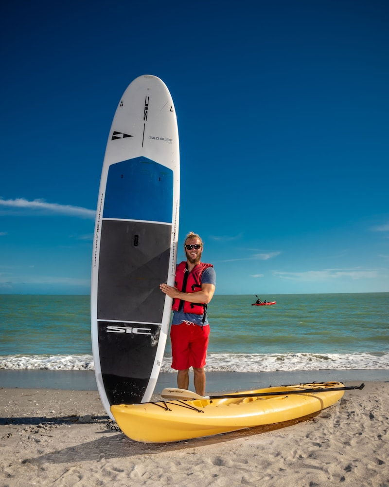 Kayaking, Sundial Beach Resort & Spa