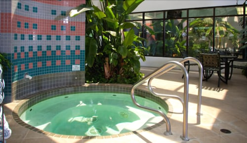 Indoor Spa Tub, Embassy Suites by Hilton Richmond
