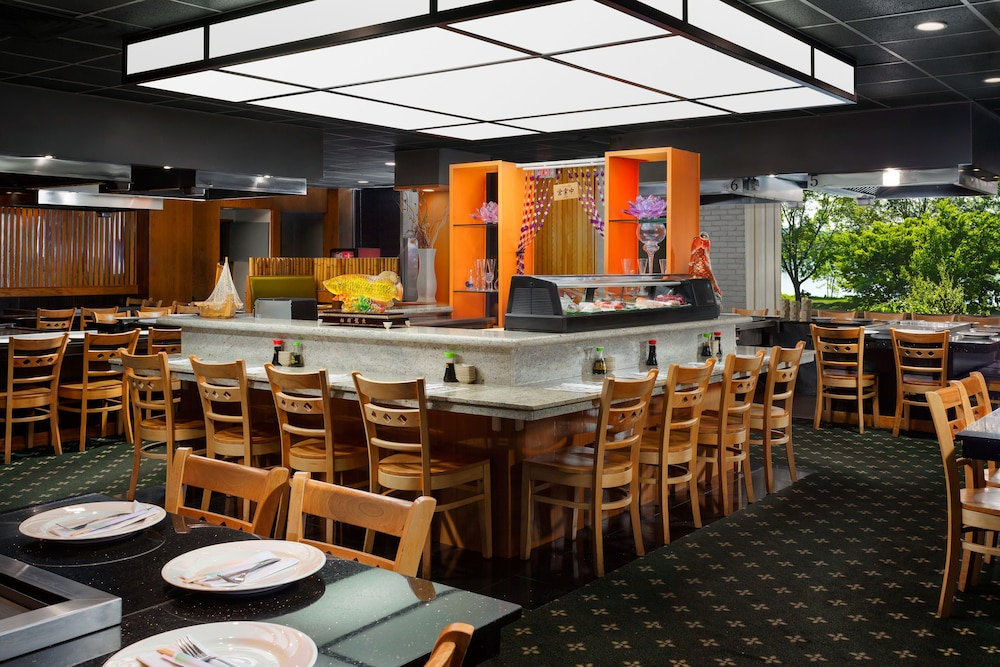 Restaurant, Courtyard by Marriott Boston-Cambridge