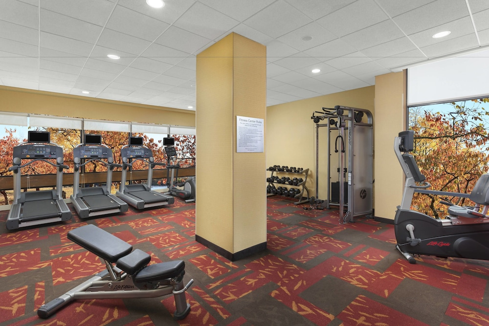Fitness Facility, Courtyard by Marriott Boston-Cambridge