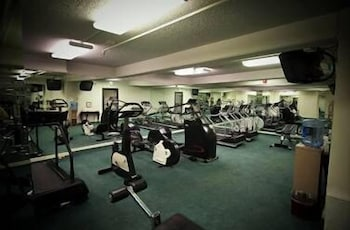 Fitness Facility, Molly Pitcher Inn