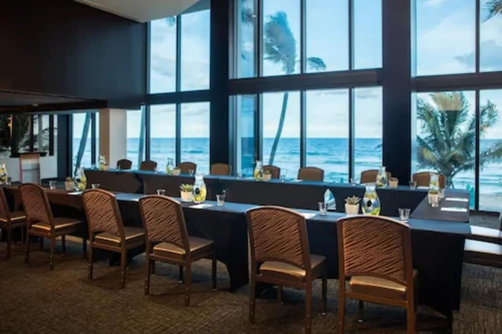 Meeting Facility, Tideline Ocean Resort and Spa