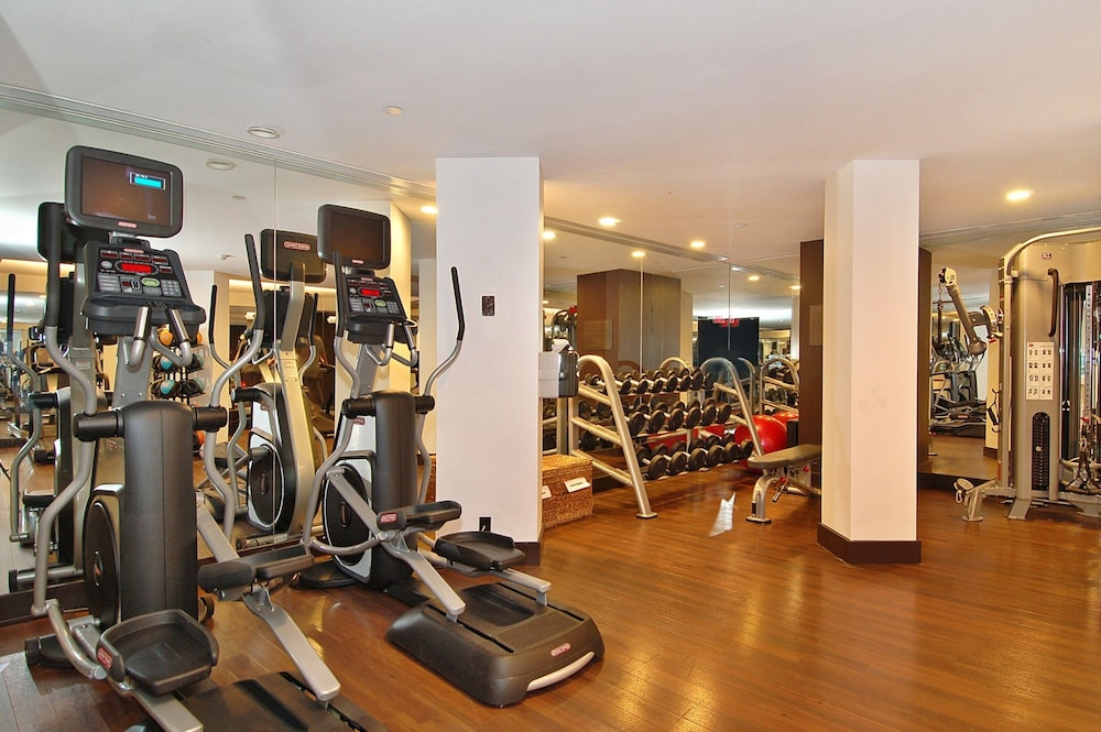 Fitness Facility, Tideline Ocean Resort and Spa