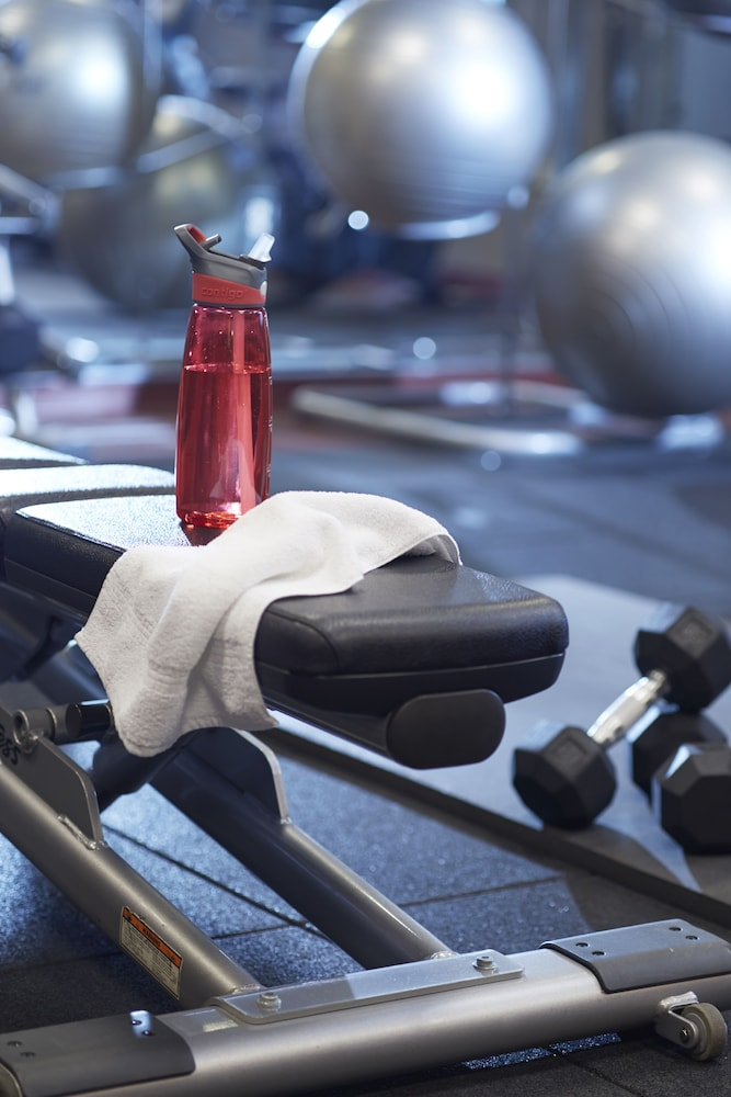 Fitness Facility, DoubleTree Suites by Hilton Cincinnati - Blue Ash