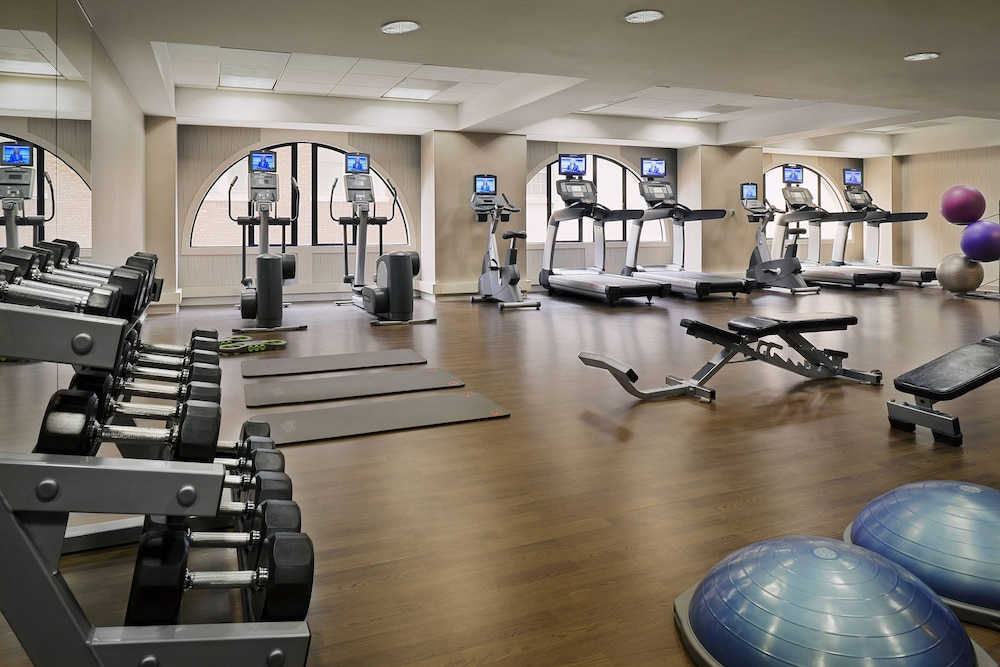 Fitness Facility, JW Marriott San Francisco Union Square