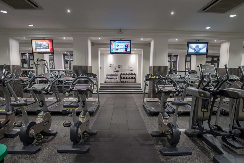 Fitness Facility, The Waldorf Hilton, London