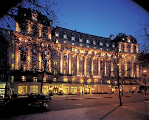 The Waldorf Hilton, London