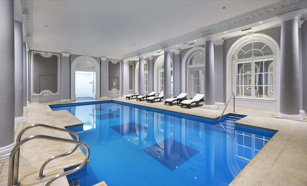Pool, The Waldorf Hilton, London