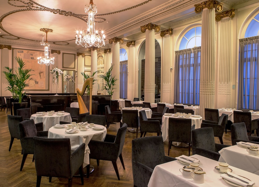 Restaurant, The Waldorf Hilton, London