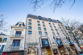 Avenue de la Toison d'Or 40, 1050 Brussels, Belgium.