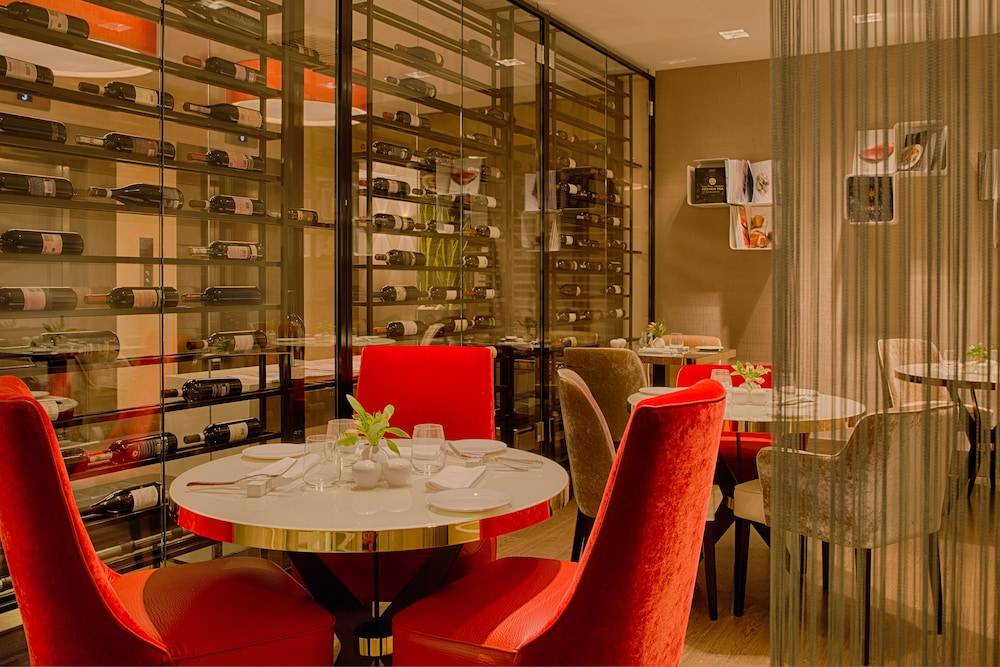 Restaurant, NH Collection Milano President
