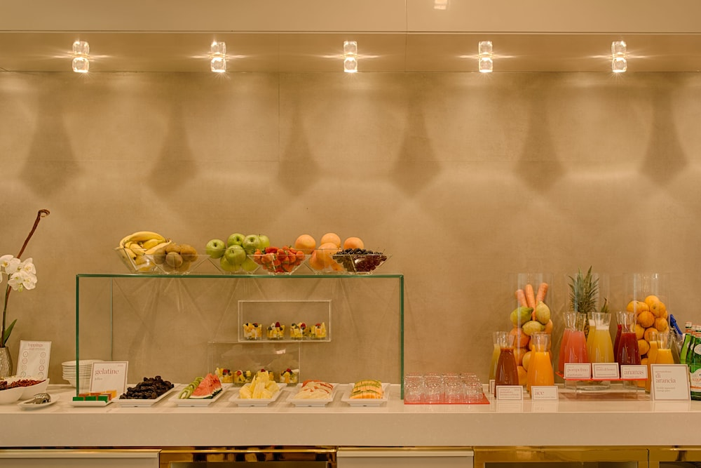 Buffet, NH Collection Milano President