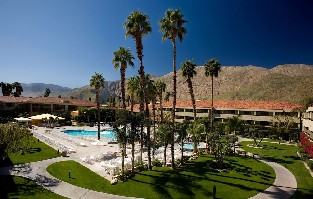 Exterior, Hilton Palm Springs Resort