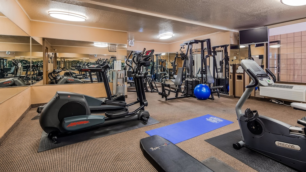 Fitness Facility, Best Western Plus Weston Inn