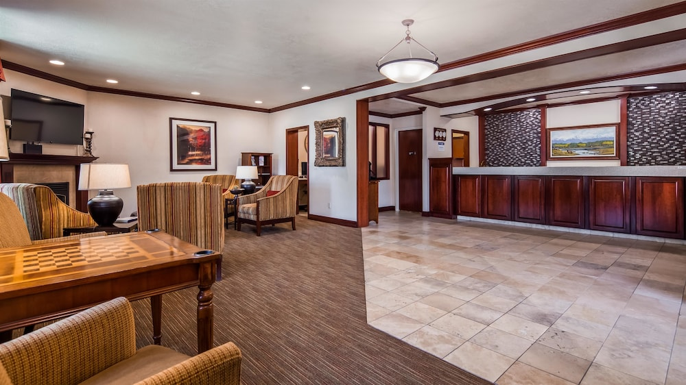 Lobby, Best Western Plus Weston Inn