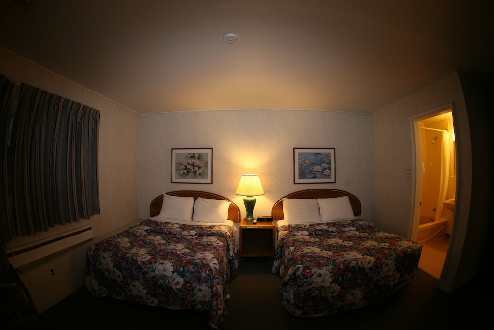 Room, Skye Lodge