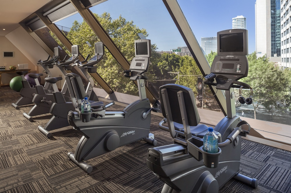 Fitness Facility, Four Seasons Hotel Sydney