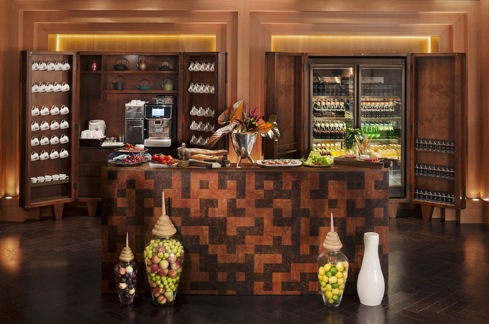 Snack Bar, Four Seasons Hotel Sydney