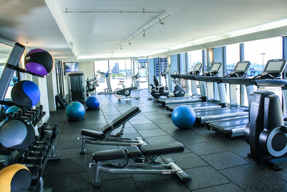 Fitness Facility, Hilton Miami Downtown