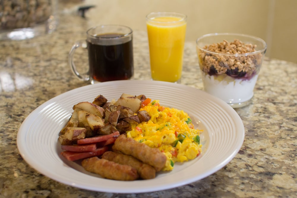 Breakfast buffet, Best Western O'Hare/Elk Grove Hotel