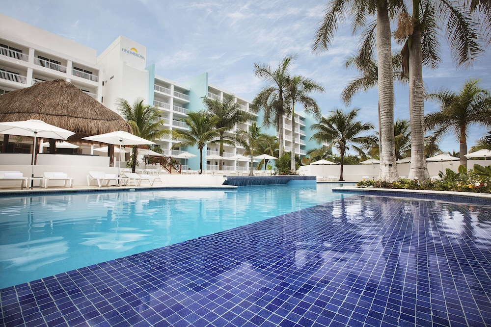 Pool, Fiesta Americana Cozumel - All Inclusive