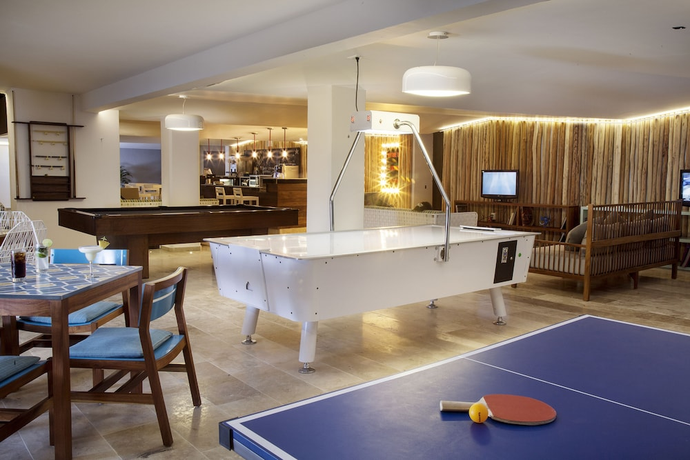 Billiards, Fiesta Americana Cozumel - All Inclusive
